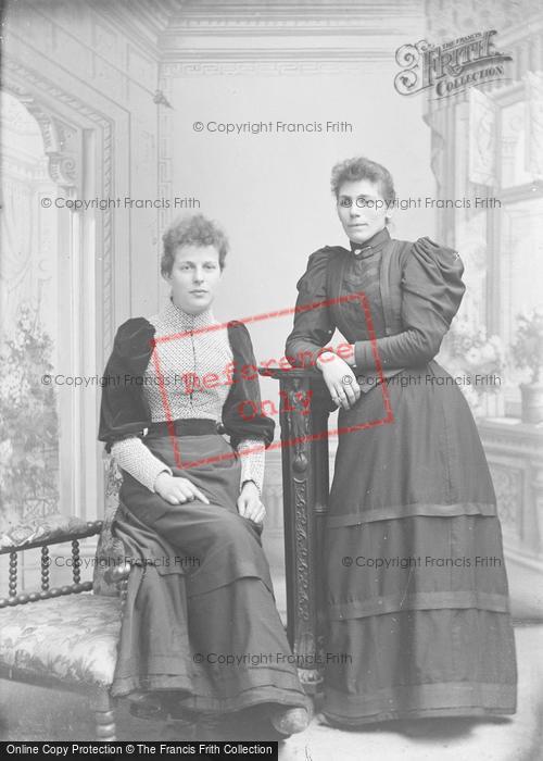 Photo of Portraiture, Miss Gosney, Sherborne 1894