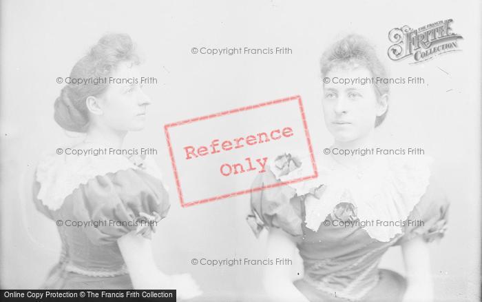 Photo of Portraiture, Miss Griffren 1894