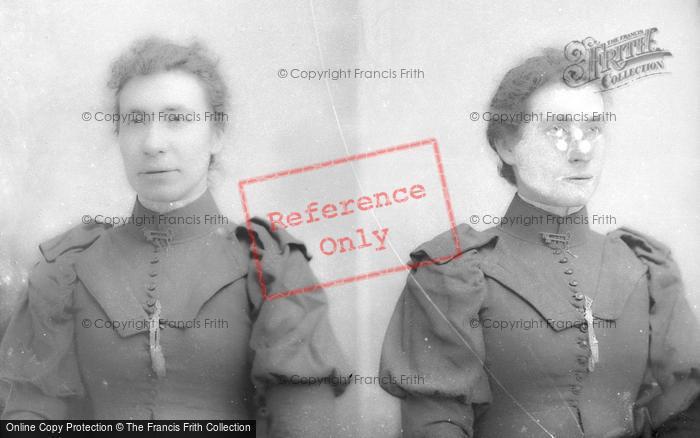 Photo of Portraiture, Miss Hill, Kingsdon 1893