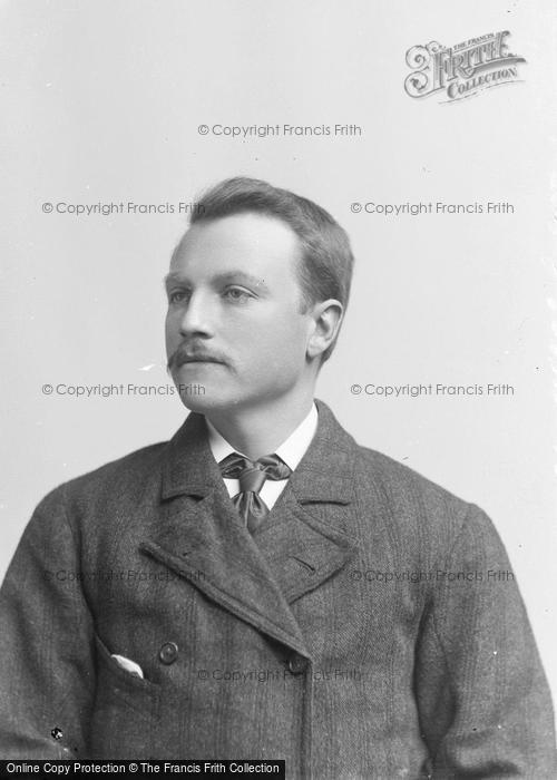 Photo of Portraiture, Mr Belgin, Yew Tree, Templecombe 1895