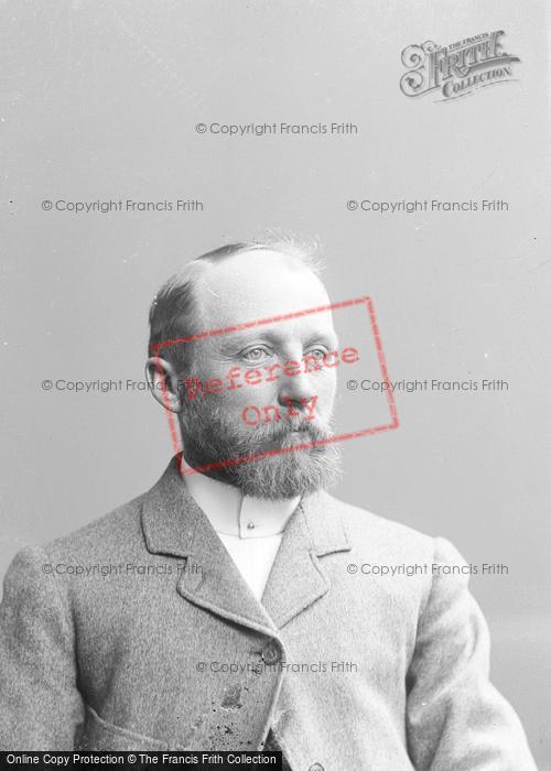 Photo of Portraiture, Mr Bentley 1895