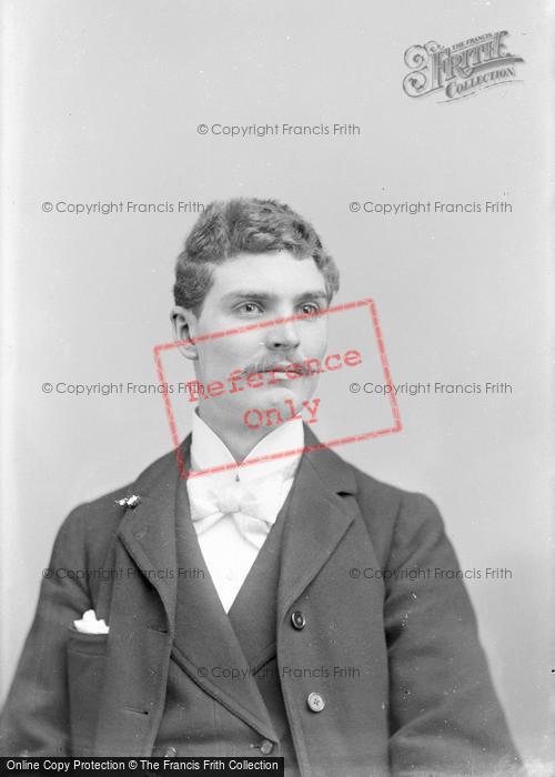 Photo of Portraiture, Mr Blackwell 1894