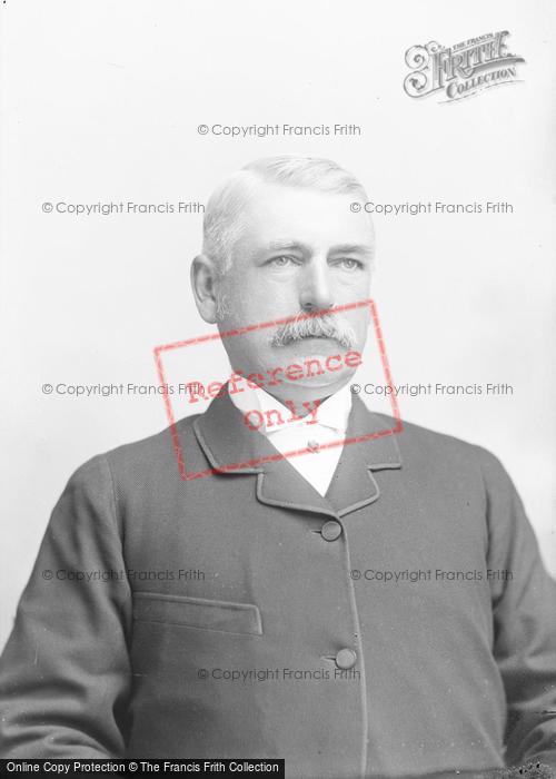 Photo of Portraiture, Mr Bown, Mudford 1894