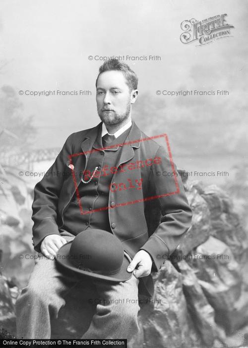 Photo of Portraiture, Mr Feaver, Chilton Cantelo 1896
