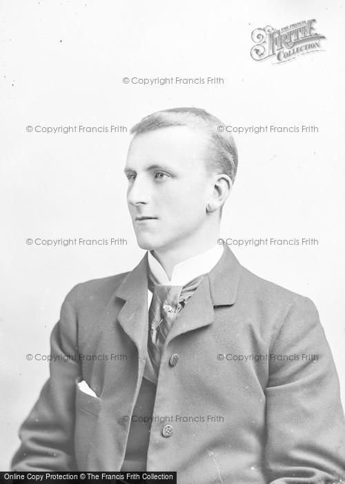 Photo of Portraiture, Mr Fox, Beckenham Kent 1892