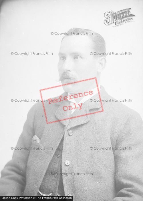 Photo of Portraiture, Mr Frint, Charlton Horethorne 1895