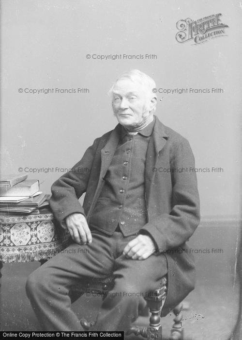 Photo of Portraiture, Mr Fudge 1890