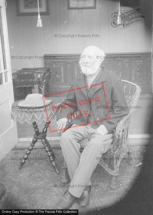 Photo of Portraiture, Mr Guy c.1895