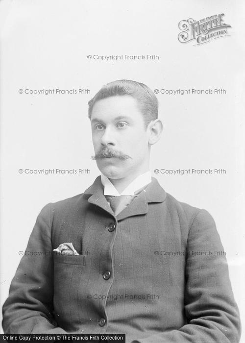 Photo of Portraiture, Mr Hasne, Petters Way Yeovil 1895