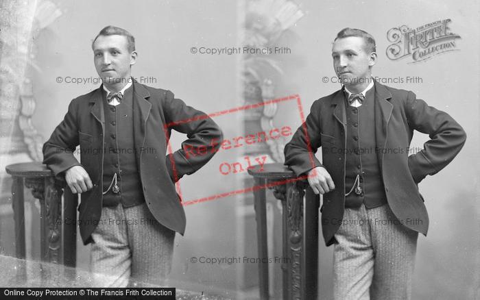 Photo of Portraiture, Mr Hayball 1894
