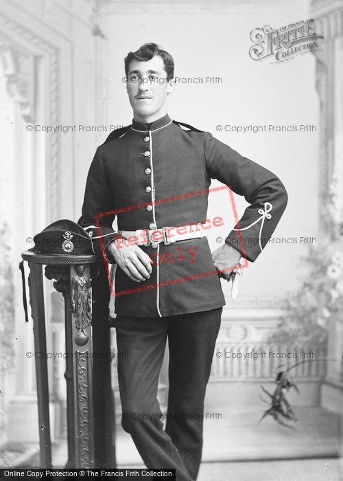 Photo of Portraiture, Mr Hunt, Sherborne 1892