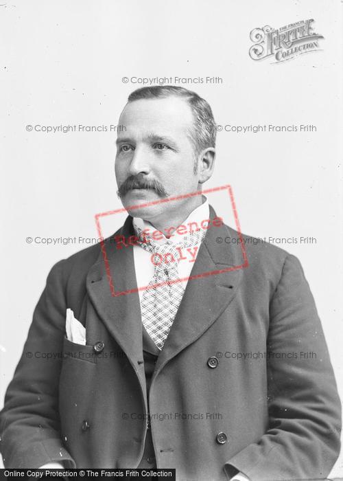 Photo of Portraiture, Mr Langdon, Pimlico London 1895