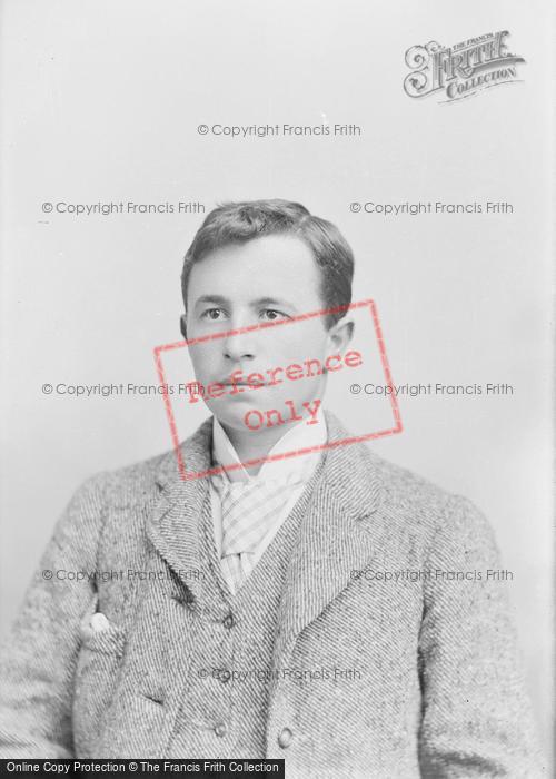 Photo of Portraiture, Mr Mills, Tintinhull 1894