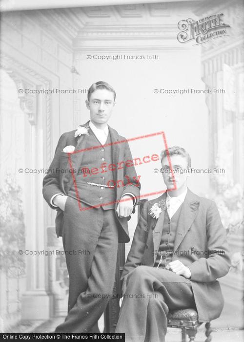Photo of Portraiture, Mr Murray 1893