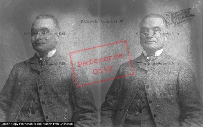 Photo of Portraiture, Mr Ricketts, 4 Hallett Gardens 1893