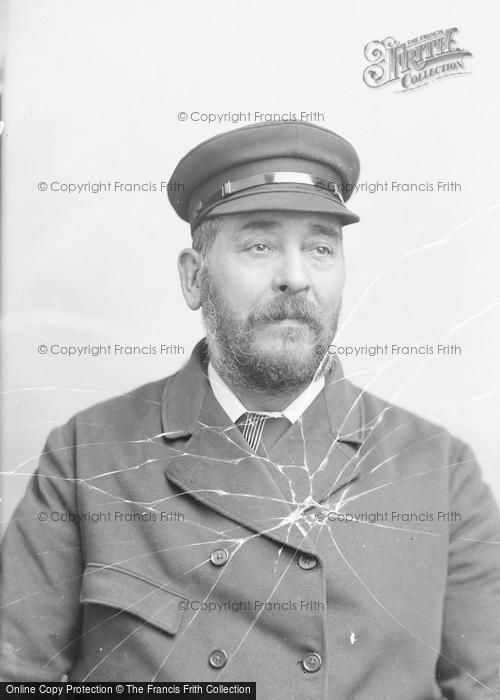 Photo of Portraiture, Mr Sayer, New Town 1893