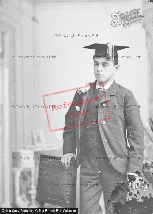 Photo of Portraiture, Mr Turner, Nr Norton 1892
