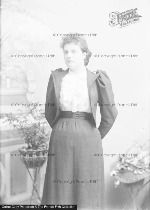 Photo of Portraiture, Mrs Beal 1894