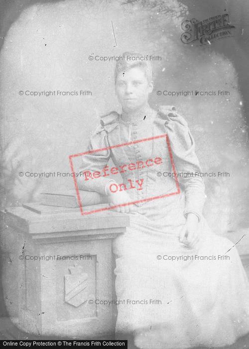 Photo of Portraiture, Mrs Foot, East Chinnock 1893