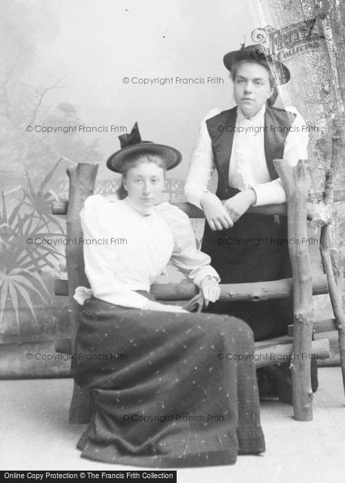 Photo of Portraiture, The Miss Gawers 1893