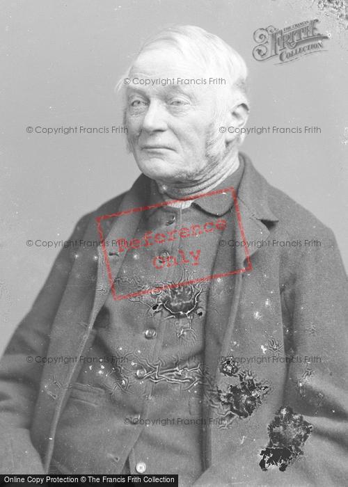 Photo of Portraiture, Victorian Gentleman c.1890