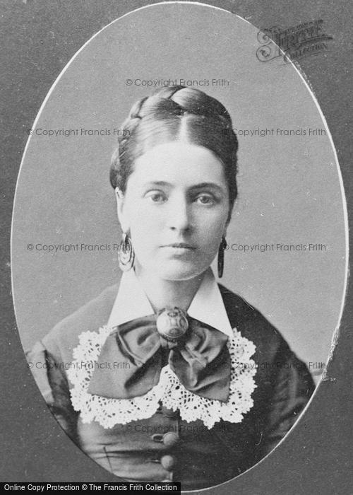 Photo of Portraiture, Victorian Lady c.1870