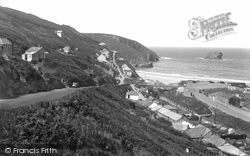 Portreath, From West 1935