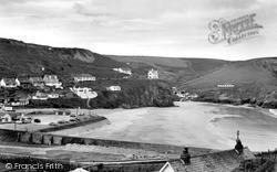 Portreath, North Cliff c.1961