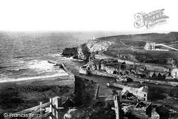 Portreath, The Harbour 1890