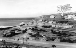 Portreath, The Harbour c.1965