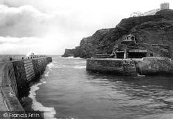 Portreath, The Quay 1922