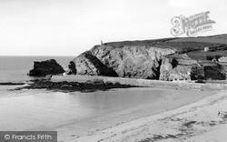 Portreath, The Quay c.1955
