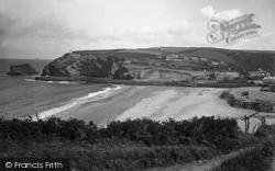 Portreath, The Sands 1935