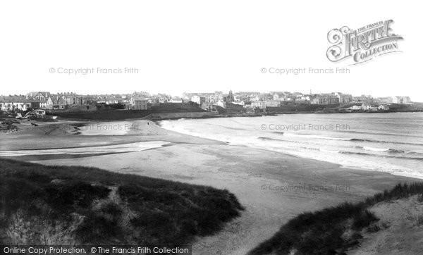 Photo of Portrush, From East Sands 1897