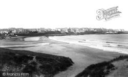 Portrush, From East Sands 1897
