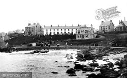 Portrush, Ladies Bathing Place 1897
