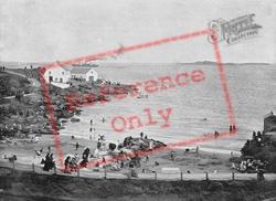 Ladies Bathing Place c.1895, Portrush
