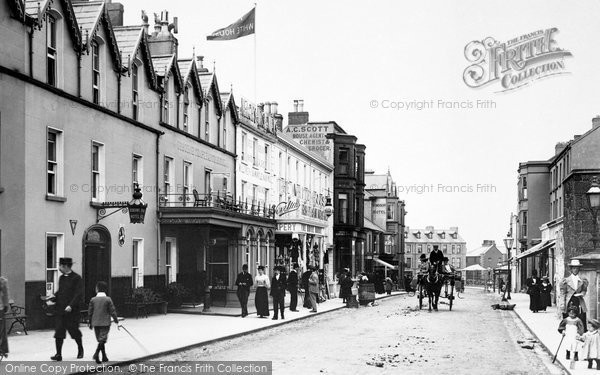 Photo of Portrush, Main Street 1897