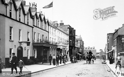 Portrush, Main Street 1897