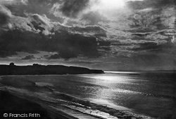 Portrush, Moonlight On North Coast Of Antrim 1897