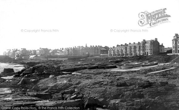 Photo of Portrush, Northern Counties Hotel 1897