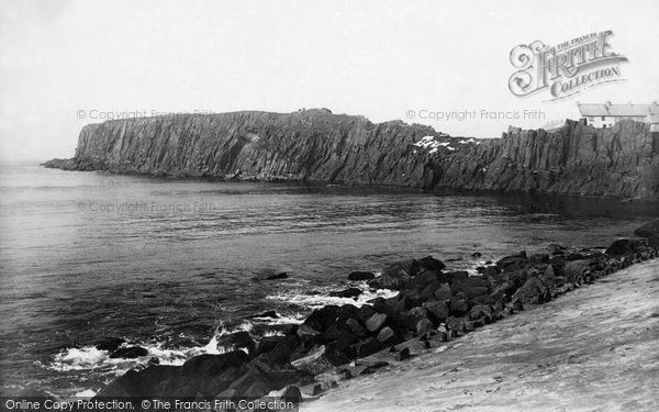 Photo of Portrush, Ramore Head 1897