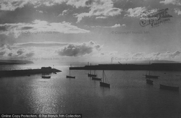 Photo of Portrush, The Harbour 1897