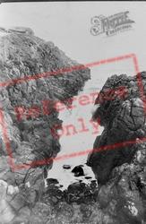 'the Washtub' 1897, Portrush