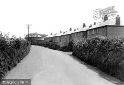 Portskewett, Caldicot Road c.1930