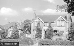 Portskewett, The Post Office c.1955