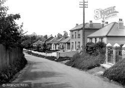 Portskewett, The Village 1931