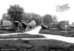 Portskewett, The Village Green 1931