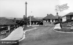 Portslade, Avery Close c.1960
