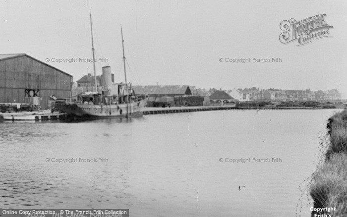 Photo of Portslade By Sea, The Canal c.1960